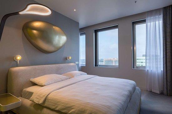 Park Inn by Radisson Amsterdam City West: Karim Rashid Suite