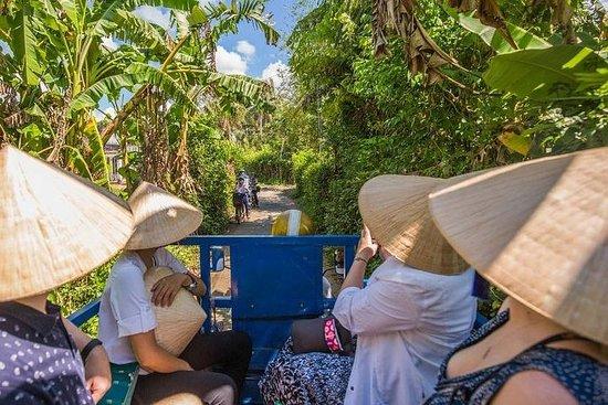 私人旅游:湄公河乡村一日游-较少游客(自行车选项)