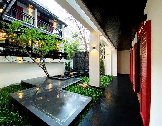 Oasis Spa Bangkok Urban Spa