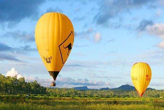 Kuranda Day Tour + HotAir Balboon Combo
