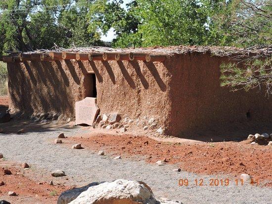 Jemez Pueblo, NM: another adobe structure