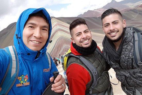 彩虹山和红谷-私人之旅