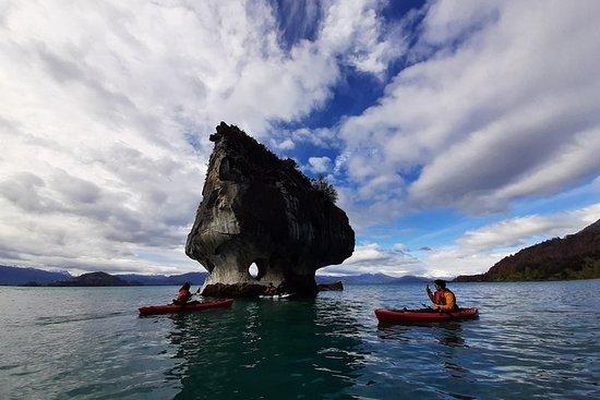 Marble Chapels Kayak Tour