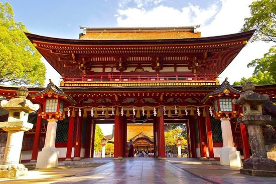 Fukuoka Half-Day Private Tour with Government Licensed Guide