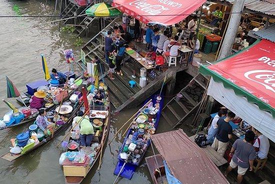 Excursion d'une journée sur le marché...