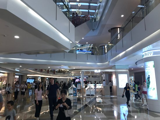 Huang Ting Shopping Plaza