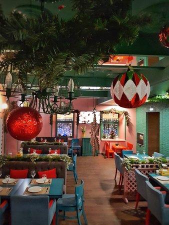 Семейный ресторан Dolce Familia,