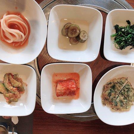 Very good Korean restaurant.