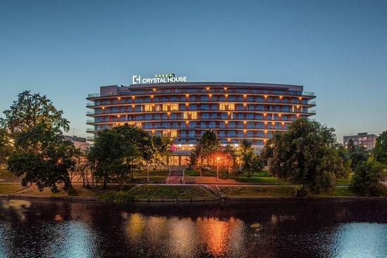 Crystal House Suite Hotel & SPA, hôtels à Kaliningrad