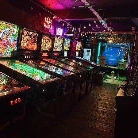 Retroids Arcade Bar