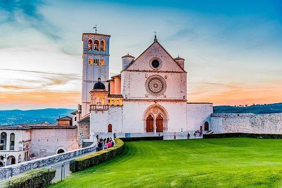 Assisi og Orvieto - heldagstur fra Rom