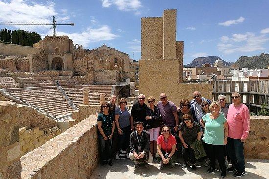 Balade à Carthagène, avec guide