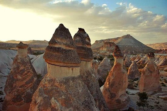 Tour de Cappadoce