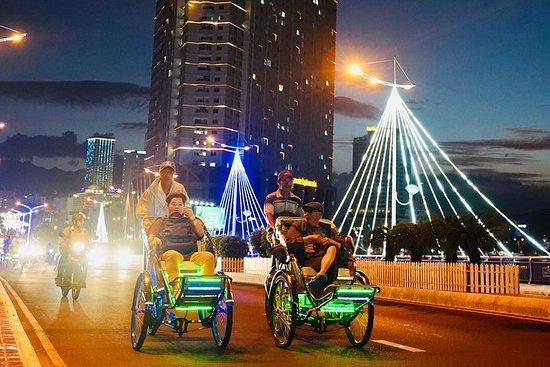 Nha Trang-proeverijproeverij op Cyclo