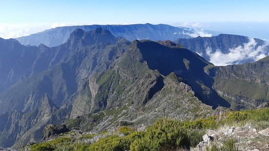 Madeira s highest Peaks: Amazing views from the top - Pico Ruivo
