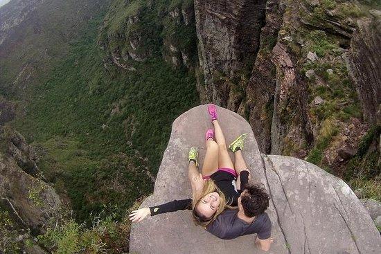 Circuit des cascades de Fumaça - De Lençóis - Chapada Diamantina de...