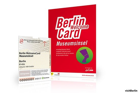 Zdjęcie Berlin Welcome Card Museum Island