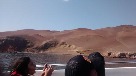 tour inolvidable islas ballestas paracas ica