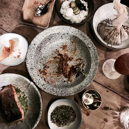 Excellent food with great ambience 🖤