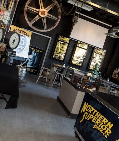Book the Taproom for a tour!
