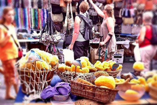 Palma de Mallorca印加市場購物之旅