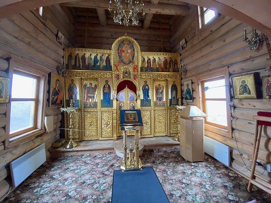 Russian Orthodox Church on King George Island