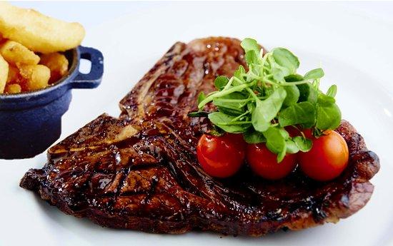 Marco Pierre White Steakhouse & Grill, Abu Dhabi - Menu, Prices & Restaurant  Reviews - Tripadvisor