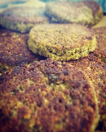 hamburger di lenticchie Veg