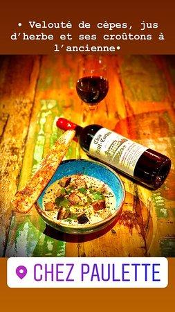Nouveaux plats à la carte de Chez Paulette Trouville.