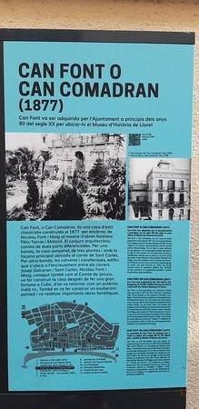Lloret de Mar, Ισπανία: Casa Museu Can Font