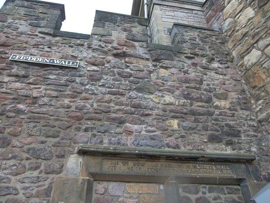 Flodden Wall