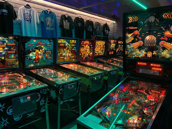 Hopeakuula Arcade