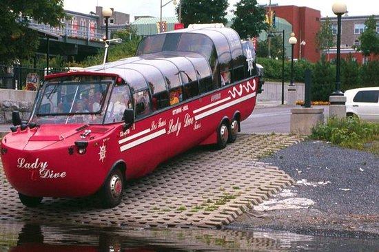City tour da cidade de Ottawa por...