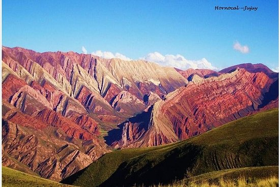 Ausflug zum Humahuaca Canyon & Hornocal (14-Farben Hügel)