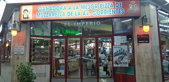 """La entrada donde los espera """"Carlitos"""""""