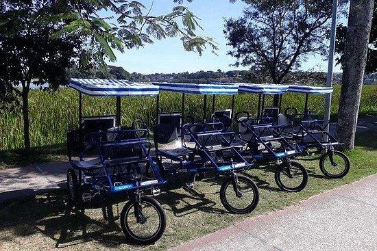 パンプーリアラグーンのプライベートバイクツアー...