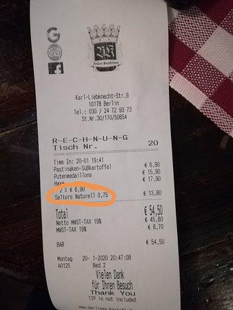 Vere duetsche-kartoffel NO ACQUA