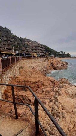 Tossa de Mar, Španělsko: beauté