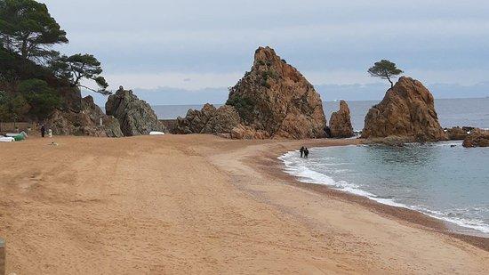 Tossa de Mar, Španělsko: splendeur
