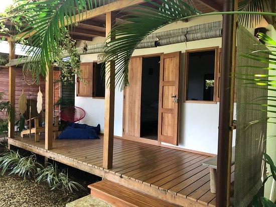 Manzanillo, קוסטה ריקה: we had the smallest casita