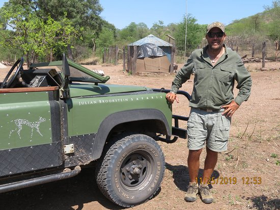 Julian Brookstein - Professional Safari Guide