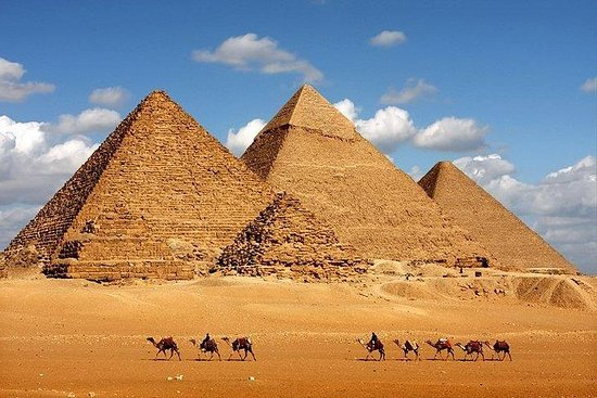Private Tour To Pyramids of Giza and...