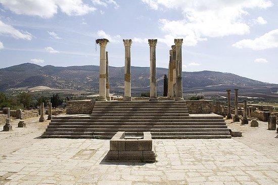 Volubilis y Meknes - Excursión de un...