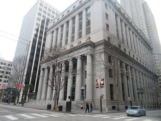 Federal Reesrve Bank Building San