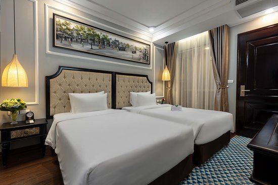 The superior double or twin room