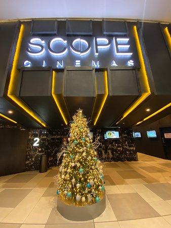 Scope Cinema at Colombo City Centre