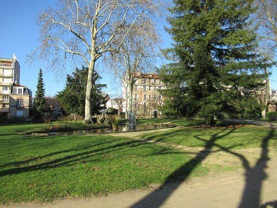 Square Saint Hilaire
