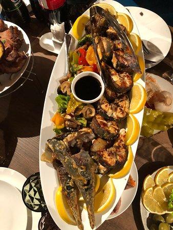 Цахкадзор, Армения: очень вкусно!