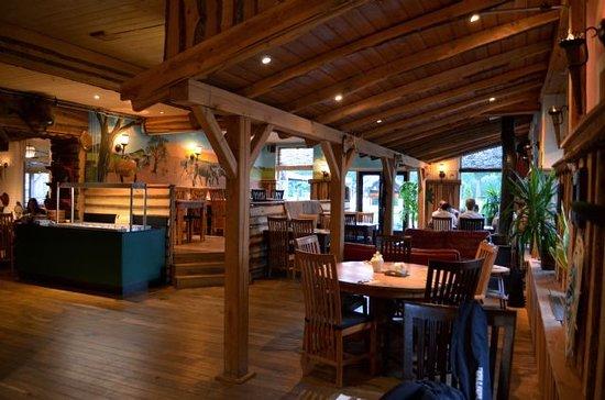 voorzijde restaurant La Pampa
