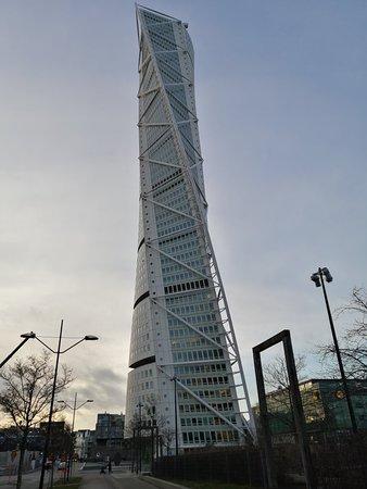 Заметное и необычное здание